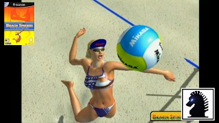 GC Beach Spikers: Virtua Beach Volleyball