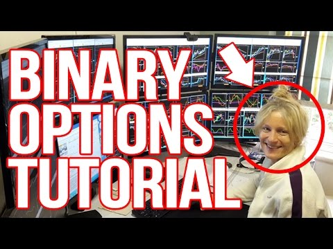 BINARY OPTIONS TUTORIAL: BINARY OPTION STRATEGY – BINARY OPTIONS SYSTEM (BINARY TRADING)