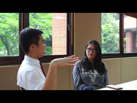 Interview With Marcel (Student Council President 2014-2015)