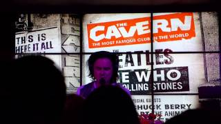Steve Hogarth - This Train Is My Life - 16/10/2014, live at The Cavern Club, Liverpool