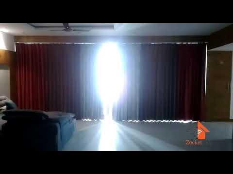Horizontal curtains automation