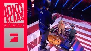 FINALE: Fangen & Werfen: Catch Me If You Can | Joko & Klaas gegen ProSieben