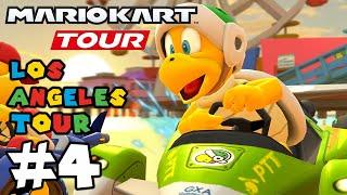 Mario Kart Tour: GOLDPIPE on first pull on LA Tour!! - Part 4