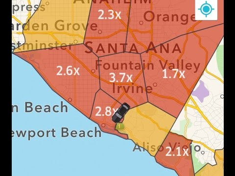 WHAT ARE THE BEST HOURS TO UBER? Tips for new UBER drivers (from LA / ORANGE COUNTY driver)
