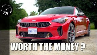 Should you be EMBARRASSED to spend $49,000 on a Kia Stinger GT?