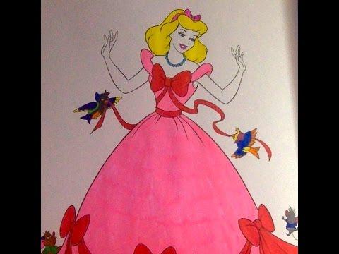 ЗОЛУШКА Cinderella cказкa с картинками Шарль Перро