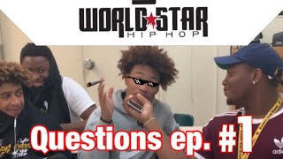 WSHH Questions Episode 1!! Public Interview High School Edition