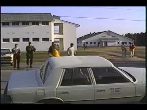 1990 PT test at AT, Ft. A.P. Hill, VA