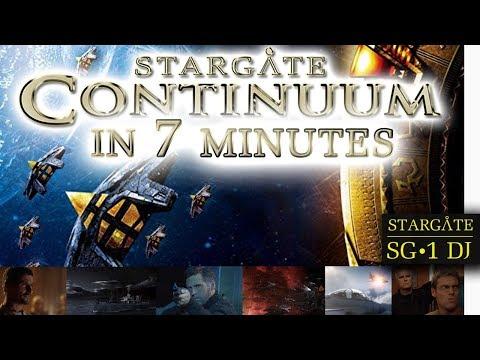 Stargate: Continuum - In Seven Minutes