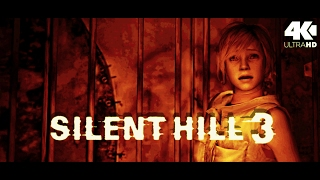 Silent Hill 3 (PC) Intro 4K 60FPS