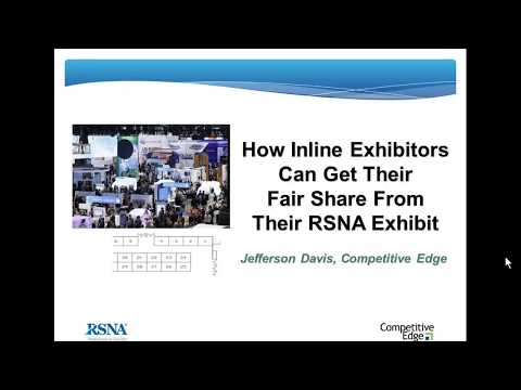 Exhibitor Best Practices - RSNA Annual Meeting