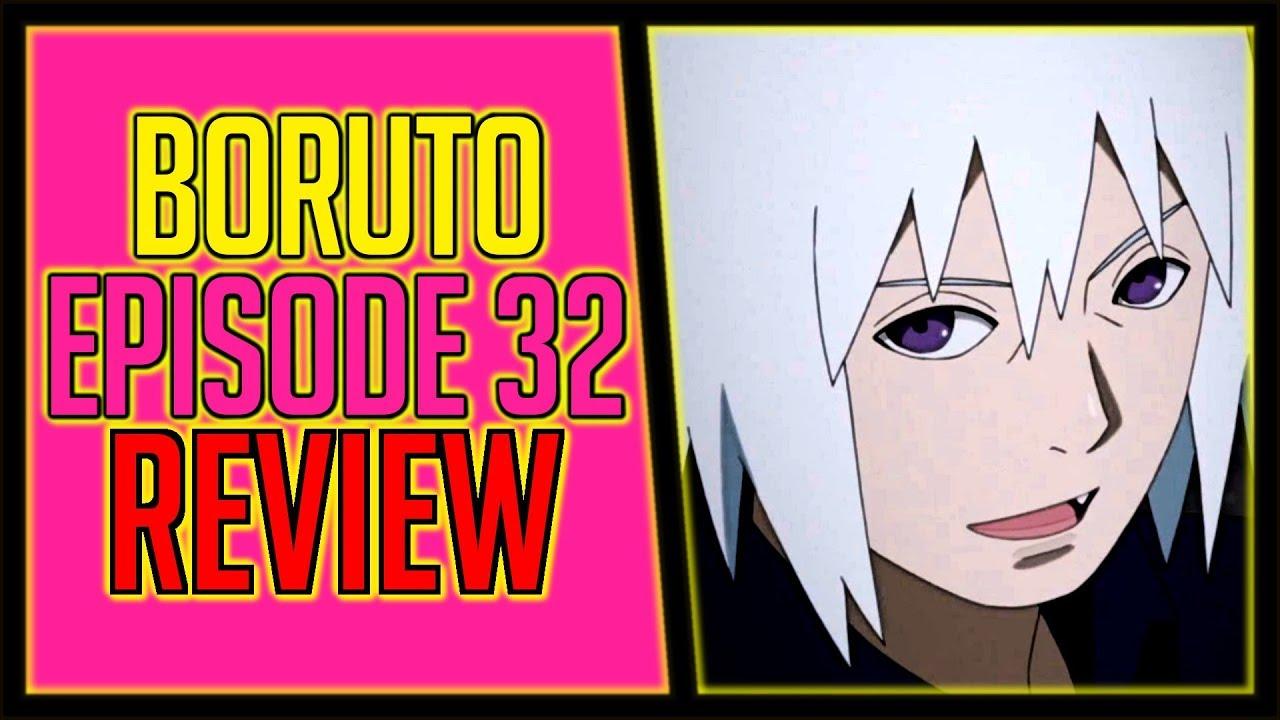 Boruto Episode 32 Review - YouTube