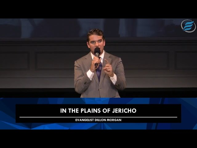 09/02/2020  |  In the Plains of Jericho  |  Evg. Dillon Morgan
