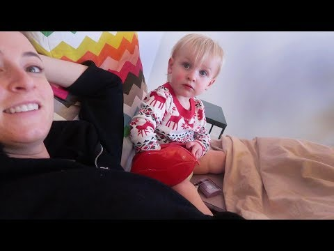 OLIVIA'S VLOG TAKE OVER 👶 VLOGMAS 11 🎄 QUEEN OF JETLAGS
