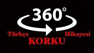 360 derece KORKU Hikayesi anlattım. | Minecraft ve TV | Türkçe