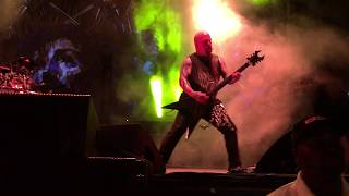 8 - Born of Fire & Cast The First Stone - Slayer (Live in Raleigh, NC - 07/20/17)