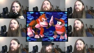 Donkey Kong Country - Aquatic Ambience Acapella