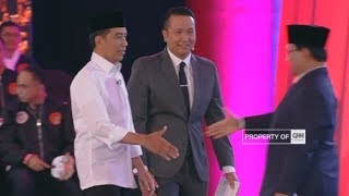 Download Video Rocky Gerung & Nusron Wahid Komentari Debat Capres-Cawapres 2019 MP3 3GP MP4