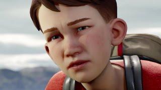 unreal Engine 4 Kite Open-World Cinematic - GDC 2015