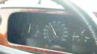 1990 Saab 9000 CD 2.0 T16 from 50-120km/u in 2nd & 3rd gear