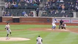 Mets Curtis Granderson Homerun Vs Orioles HD