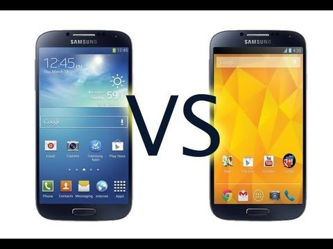 """Stock Android Vs TouchWiz! What Do I Use? """"Which is Better ..."""