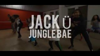 Jack ü - Jungle Bae (Diplo and Skrillex) / Dance Choreography by @cedric_botelho