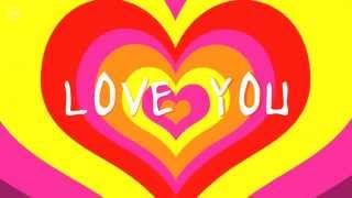 i ll love you forever v 231 retro heart timer countdown with sound effects hd