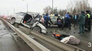 Новая подборка аварии и ДТП от Дорожные войны за 17.01.2016Видео №705