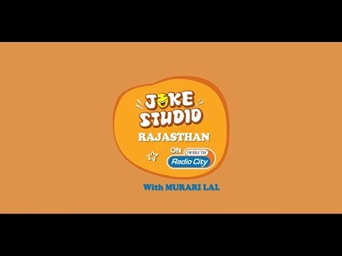 Radio City Joke Studio Rajasthan Week 5 Murari Lal