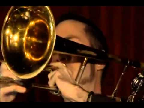 The Jason Lindner Big Band - You Near Blew! (Live At Zinc Club, 20 November 2008)