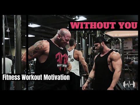 WITHOUT YOU (NEFFEX) - Fitness Workout Motivation 2020