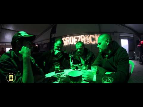 Backstage Invasions with Body Jar @ Groezrock Festival 2014