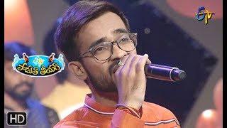 O Manasa O Manasa Song | Sai Prasad Performance | Padutha Theeyaga | 3rd February 2019 | ETV Telugu