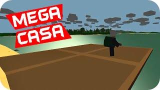 Unturned - Mega Casa #24 TotalArmy