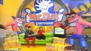MR Day Messaggio Promozionale Crash Bandicoot [ITA]