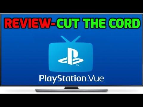 PlayStation Vue Full