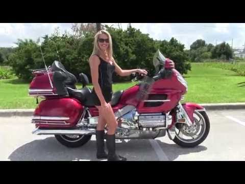 Honda Goldwing Motorcycle for sale - 2003 1800 - for sale in Florida