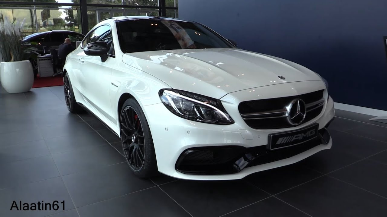 2017 mercedes amg c63 s coupe start up exhaust sound in depth review youtube. Black Bedroom Furniture Sets. Home Design Ideas