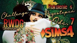ZASKAKUJĄCY NOWY BOHATER!  - RWDG challenge - PRZESTĘPCA, pok. 5 | THE SIMS 4 |#7