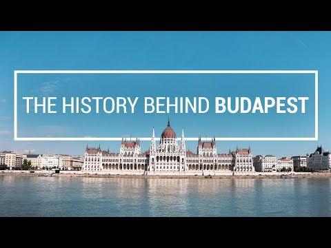 Tour of Budapest: Guide to the landmarks through history