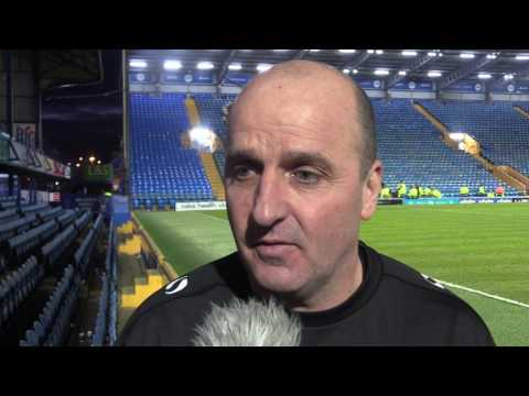 Paul Cook post-Leyton Orient