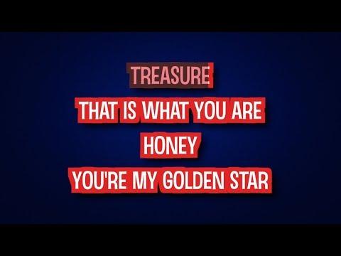 Treasure - Bruno Mars | Karaoke Version
