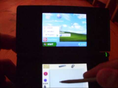 How to get Windows on Nintendo DS