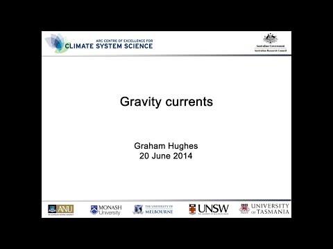 Gravity currents (Graham Hughes)
