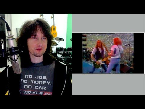 British guitarist reacts to Status Quo's misleading simplicity