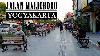 Download lagu Walking Around Yogyakarta Malioboro Jalan Malioboro dari Stasiun KA Tugu Jogjakarta MP3