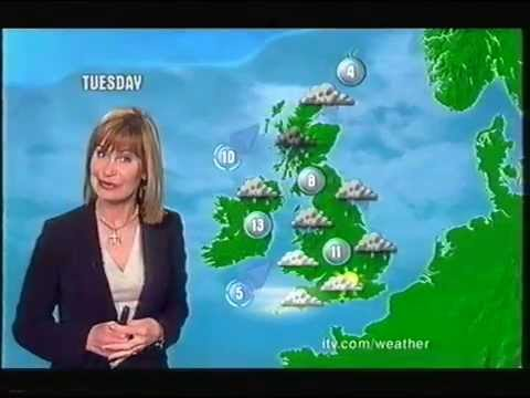 ITV Weather, Adverts and Continuity November 2004 4