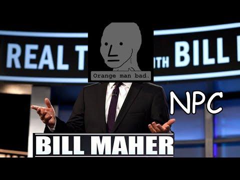 Bill Maher is an NPC Mp3