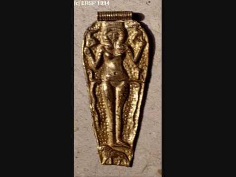 Canaanite Museum: Ugarit  اوغاريت